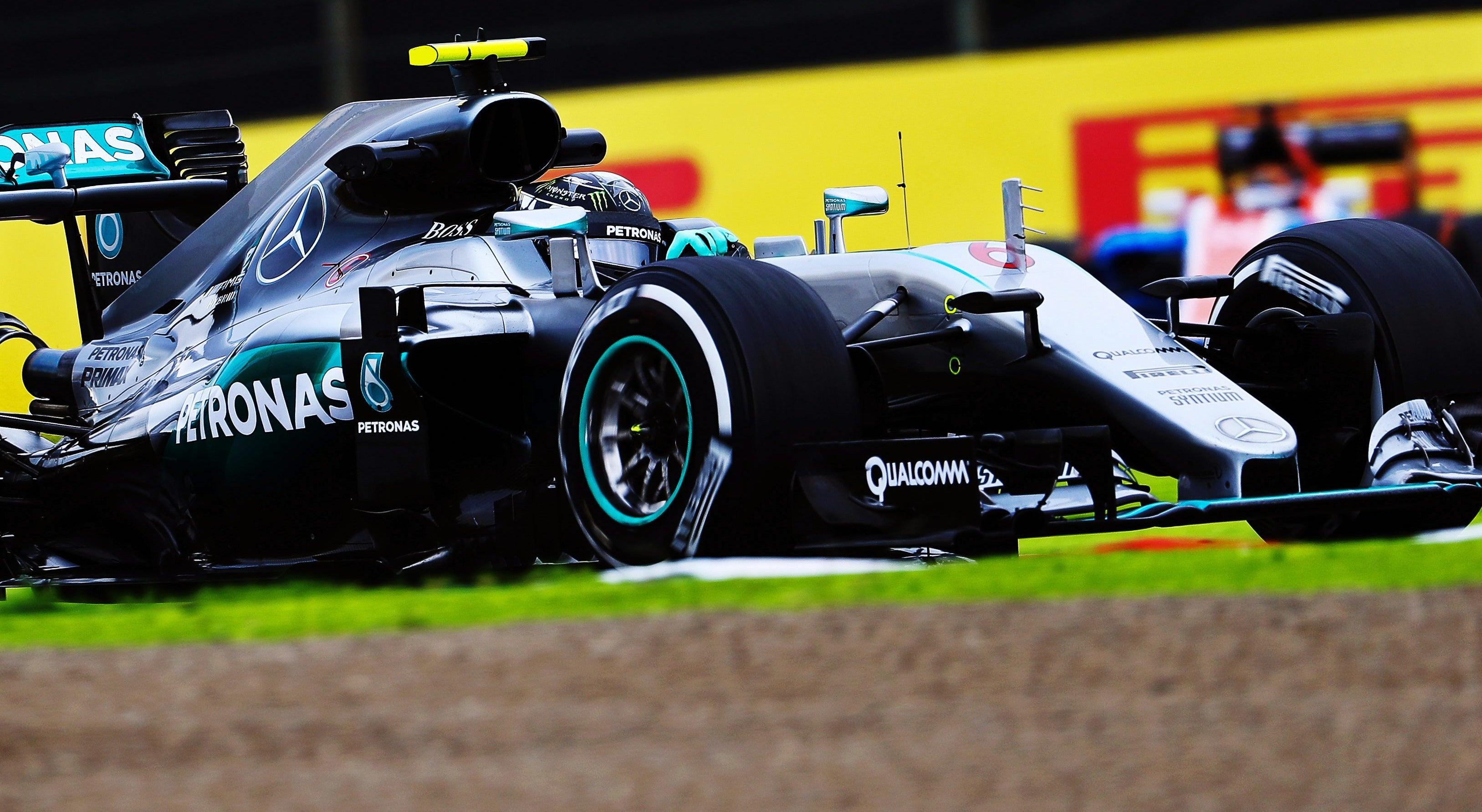 Rosberg garante pole em Suzuka