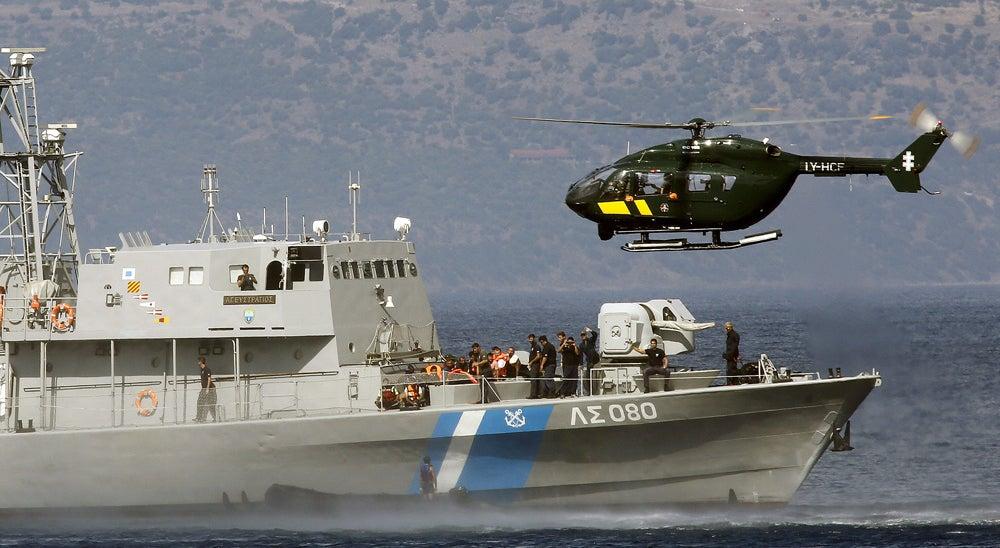 Frontex registou 630.000 passagens ilegais de fronteiras em 2015