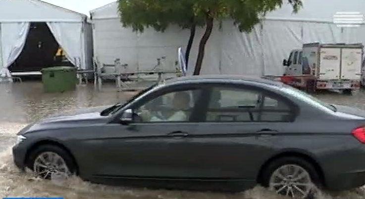 Pa�s - Mau tempo provocou estragos no Algarve