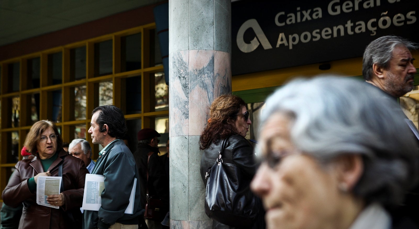 Bruxelas quer reforma dez anos mais tarde para garantir pens�es