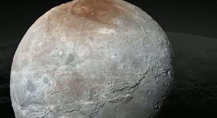 Revelada novo foto da maior lua de Plut�o