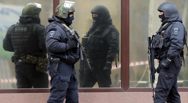 Agressor que esfaqueou 8 pessoas na Rússia é identificado