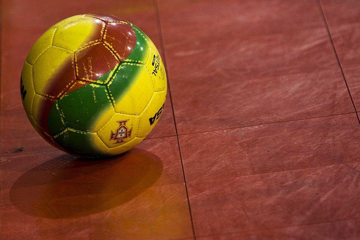 Sporting arranca com uma vitória — UEFA Futsal Cup
