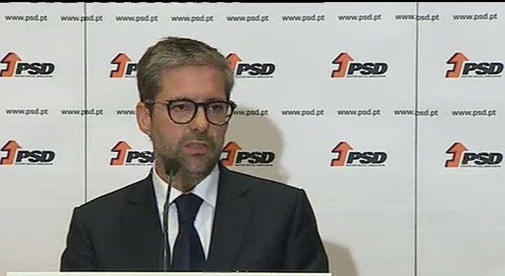 PSD promete procurar consensos com o PS