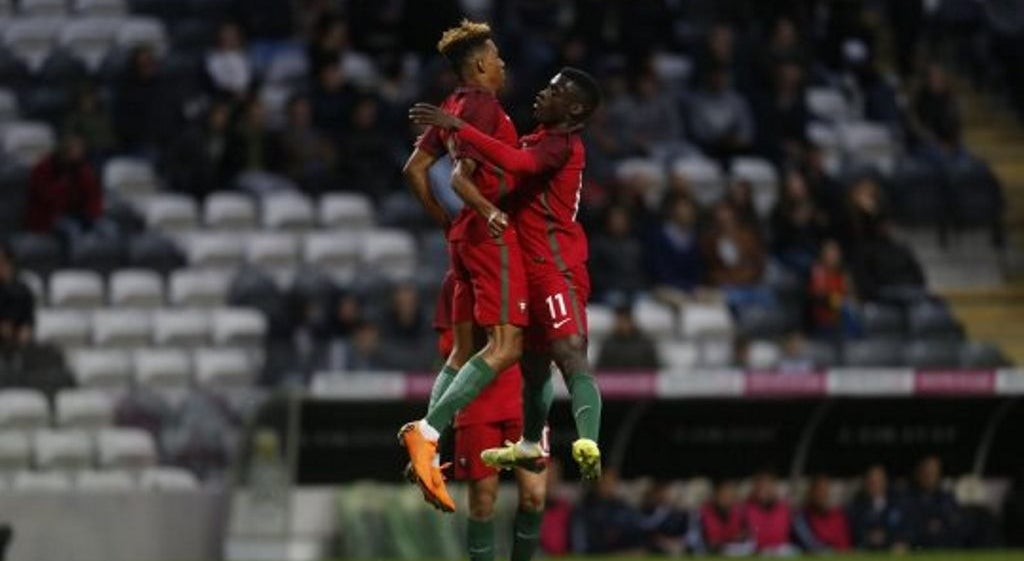 Portugal na fase final do Europeu de sub-19