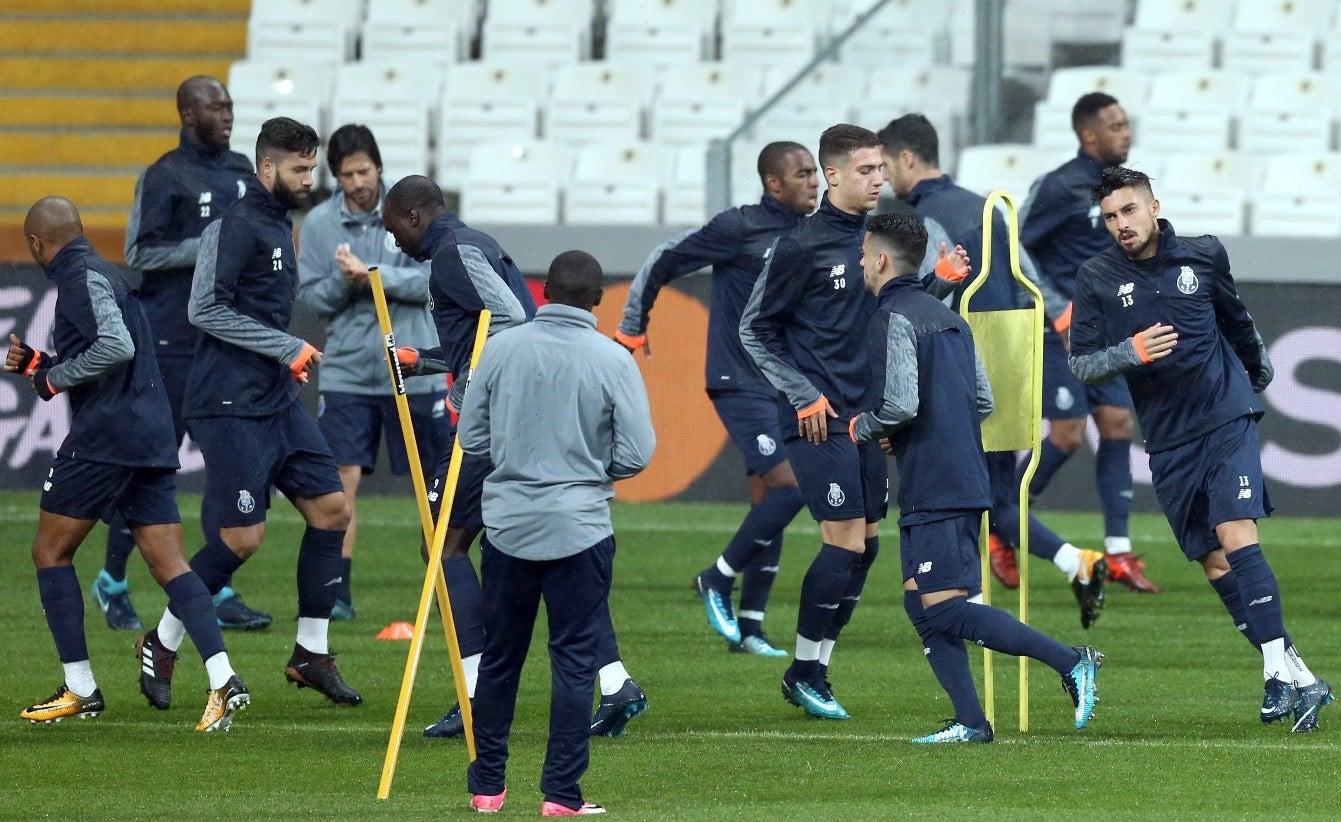 FC Porto contra Sporting nas meias-finais da Taça da Liga