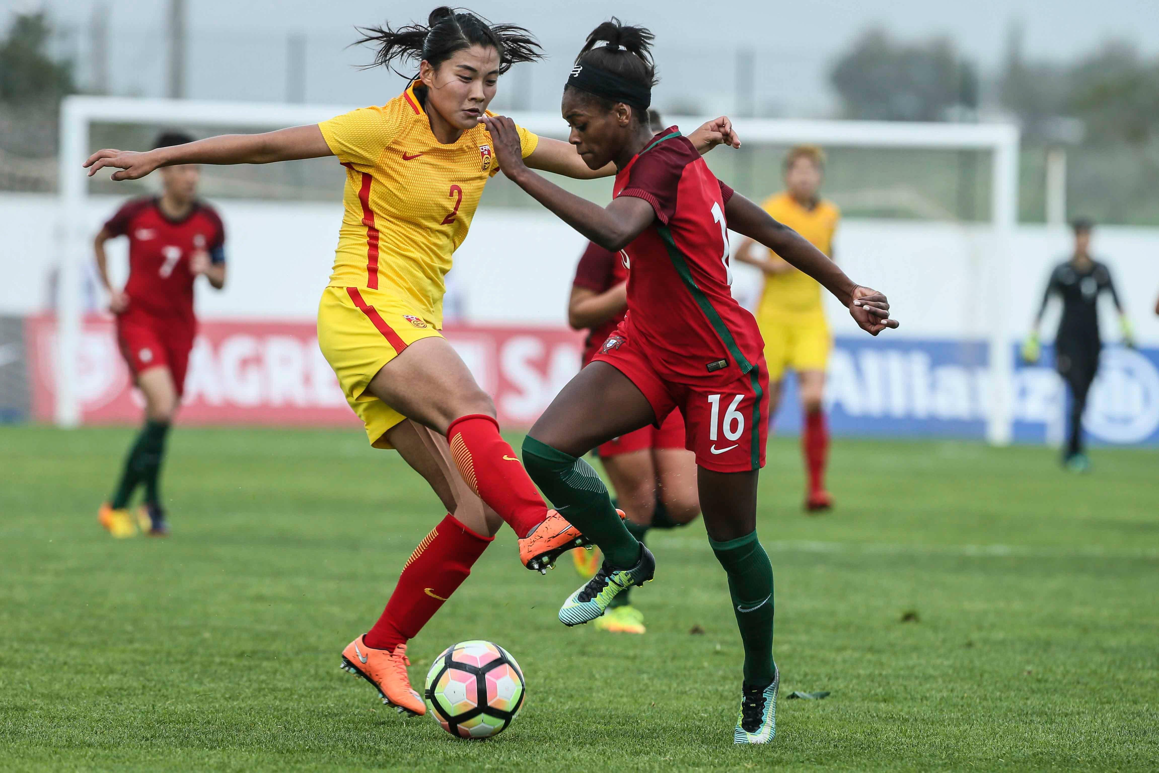 Portugal conquista lugar no pódio — Algarve Cup