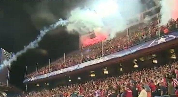 UEFA abriu processo disciplinar ao Benfica