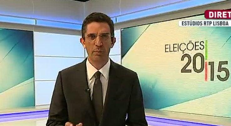 RTP a postos para maior emiss�o multim�dia em noite eleitoral