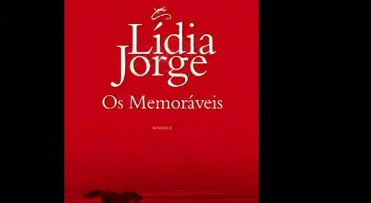 L�dia Jorge ganhou o pr�mio Urbano Tavares Rodrigues