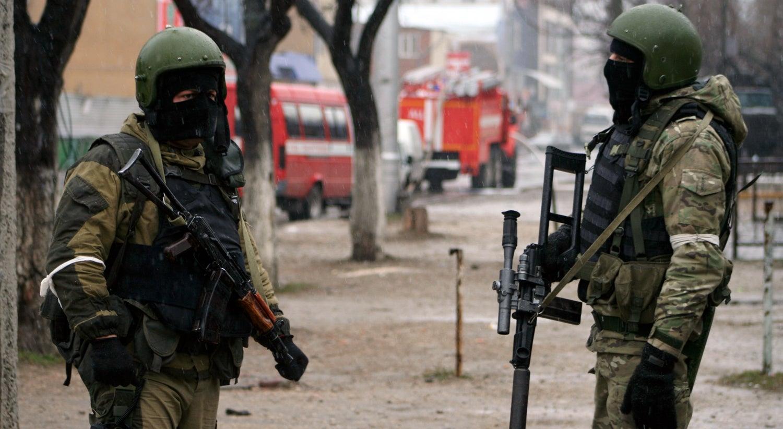 Mortos dois suspeitos de prepararem atentados na Rússia