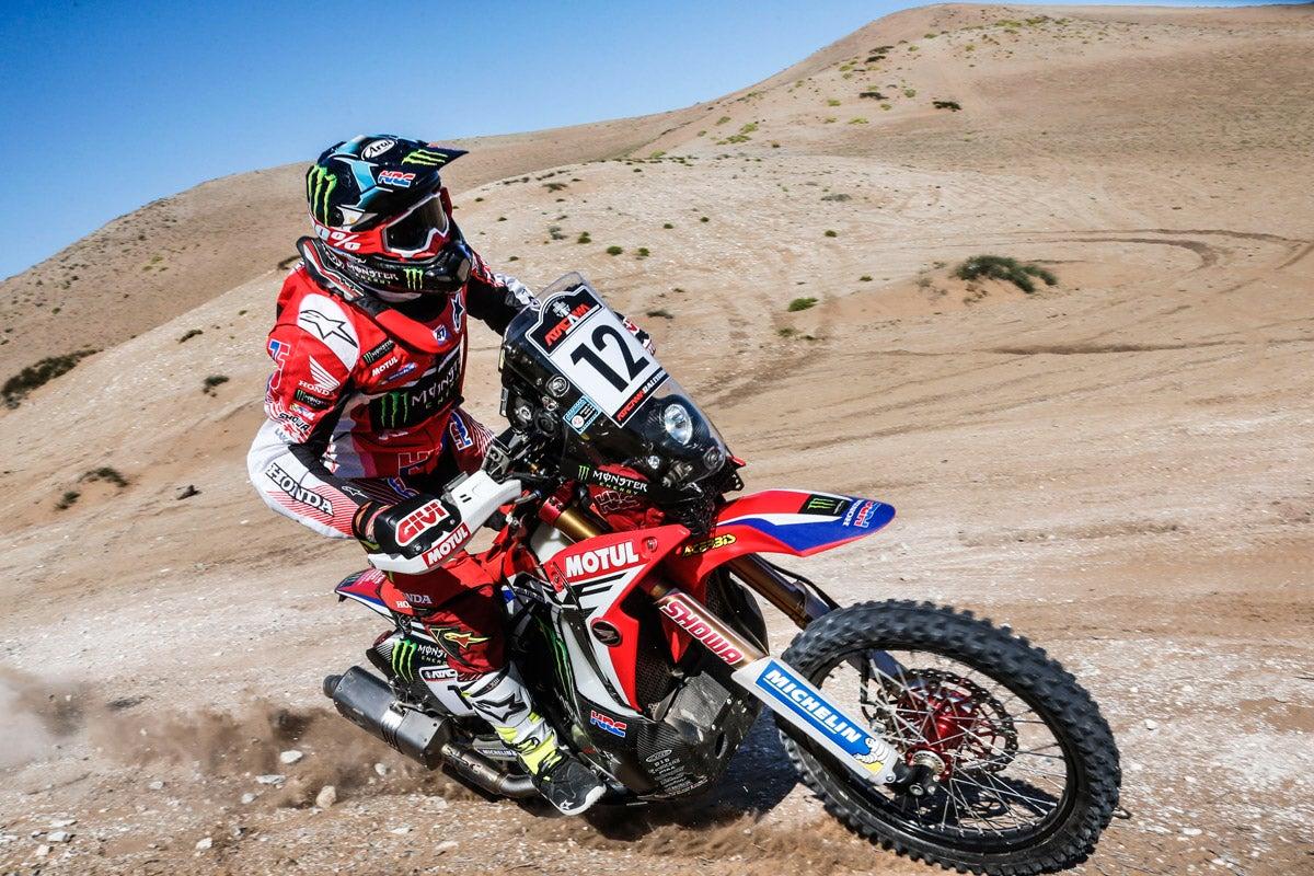 Dakar - 6.ª etapa: novo vencedor e novo líder