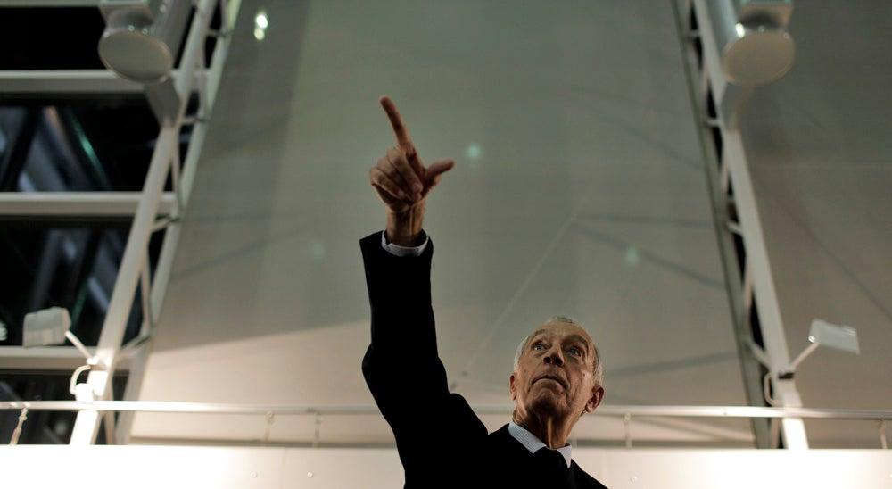 Marcelo candidata-se a Bel�m: Serei candidato � Presid�ncia da Rep�blica