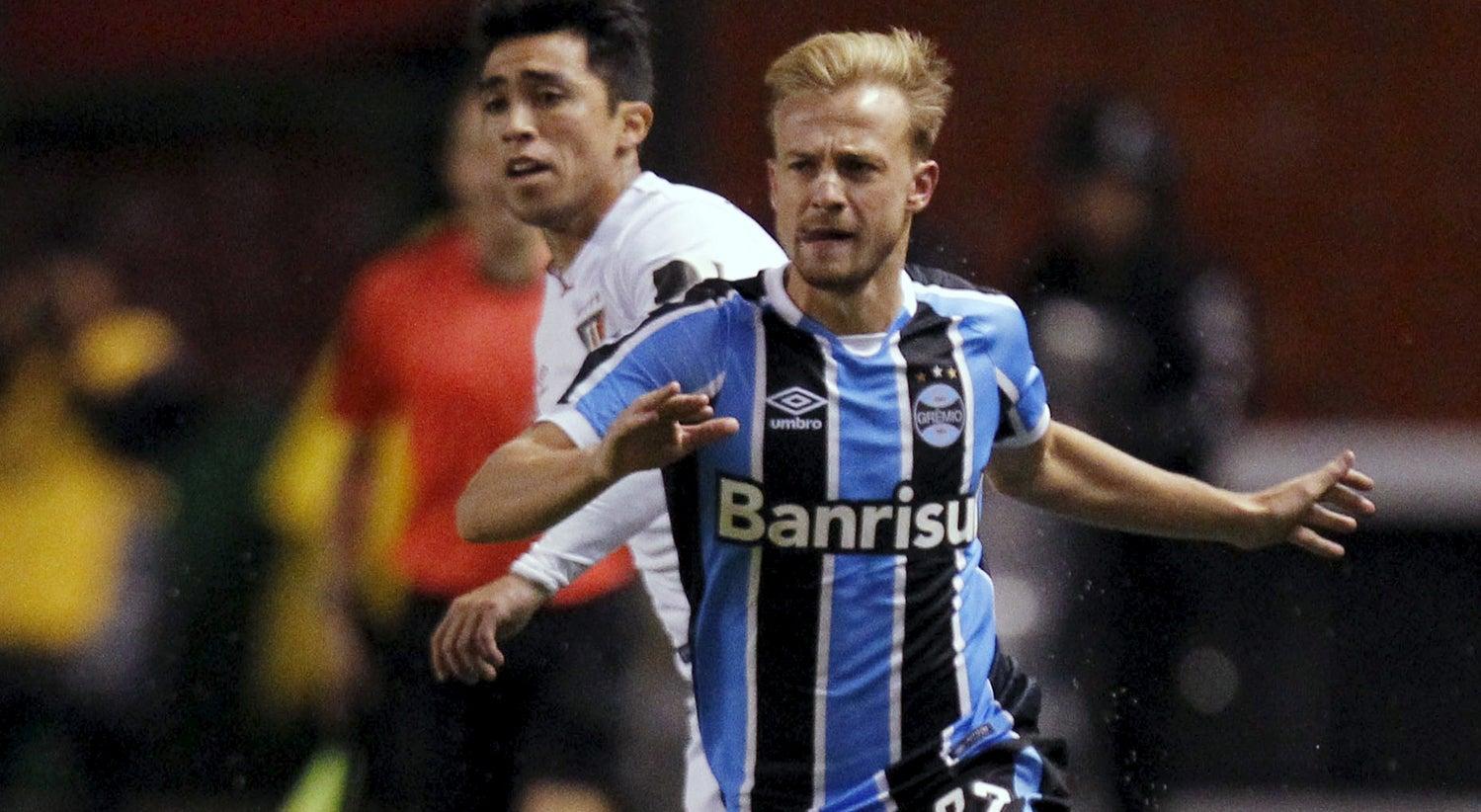 Empresário de Marcelo Hermes confirma acordo com o Benfica