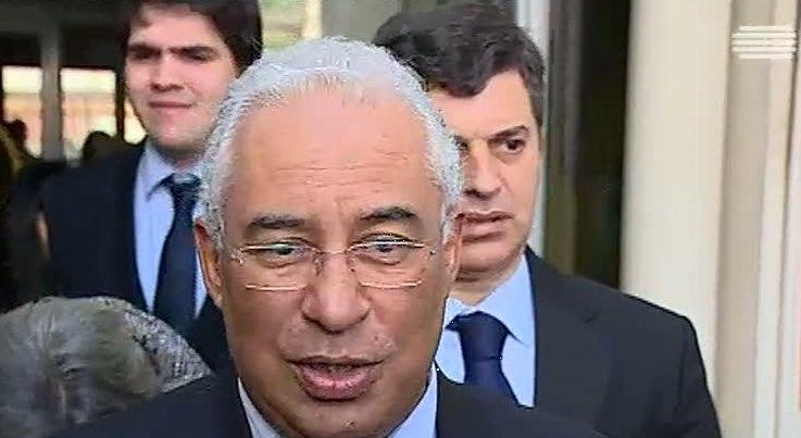 Economia - Costa diz que questão dos vencimentos na CGD está ultrapassada