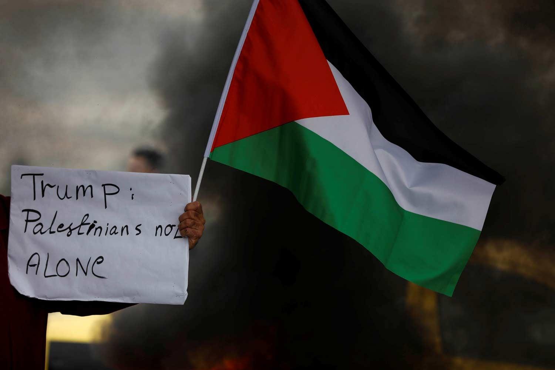 Trump ameaça cortar financiamento aos palestinianos