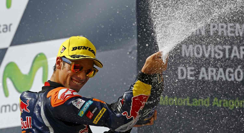 Miguel Oliveira conquista 2º lugar em Moto2 no GP da Argentina