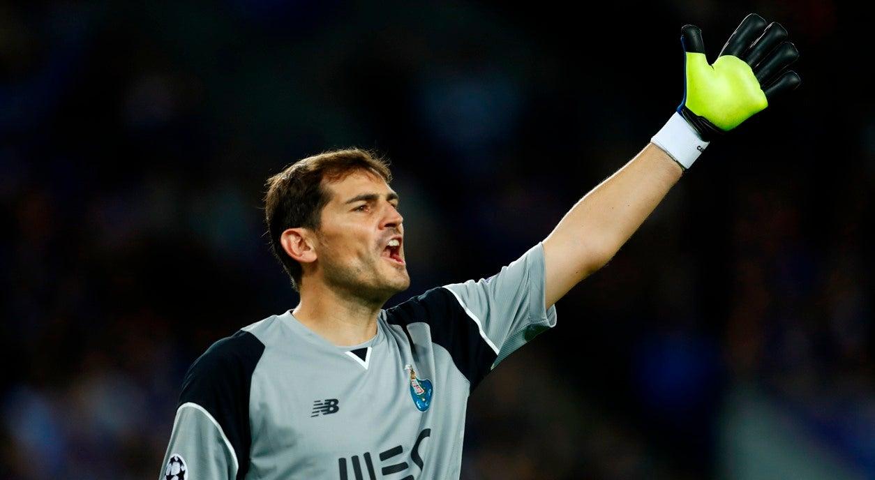 Casillas diz que é urgente regressar às vitórias