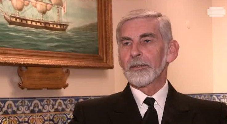 País - Macieira Fragoso não foi reconduzido no cargo de Chefe do Estado Maior da Armada