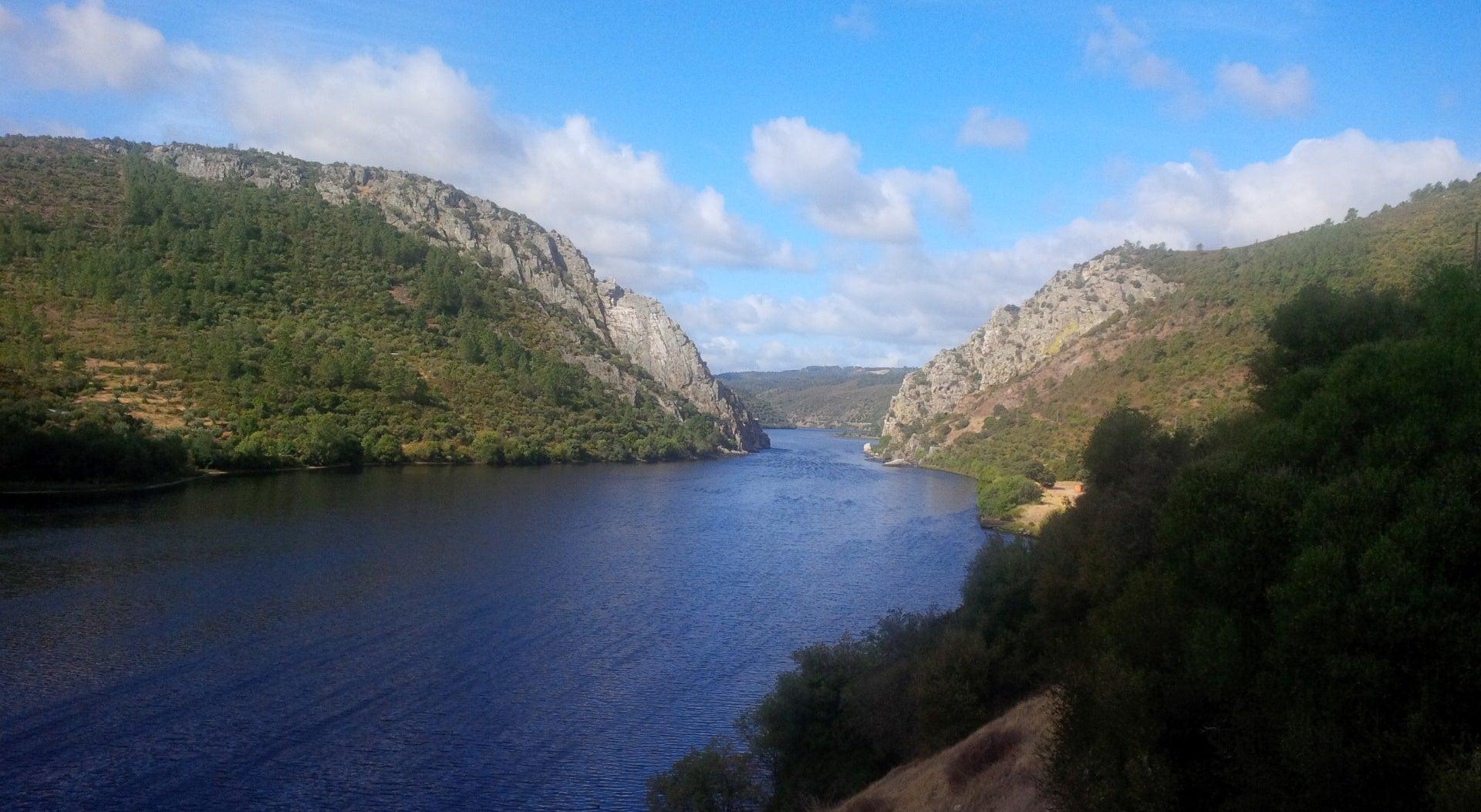 Tejo, o rio perdido