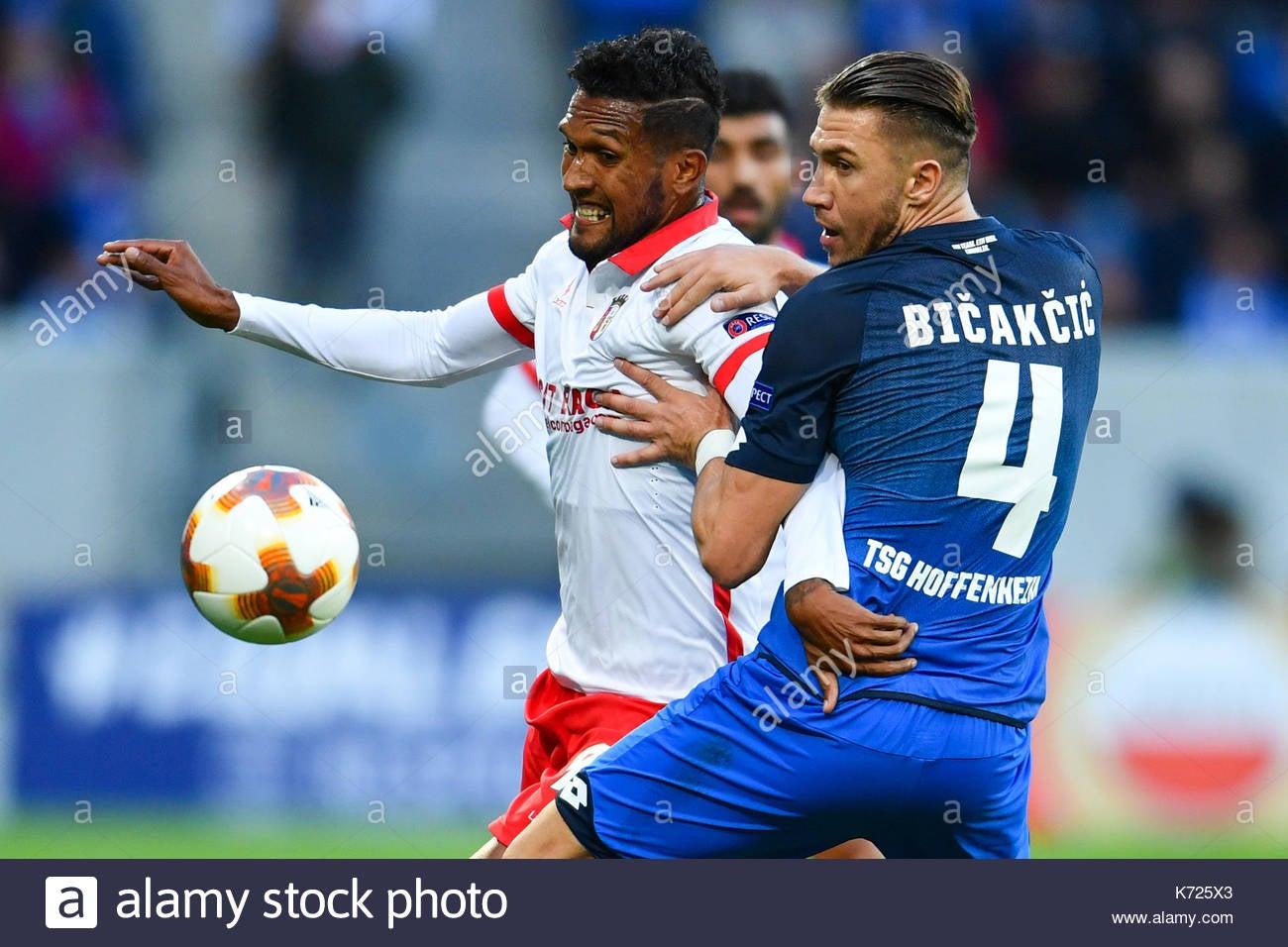 Salzburgo vence Vitória e garante primeiro lugar