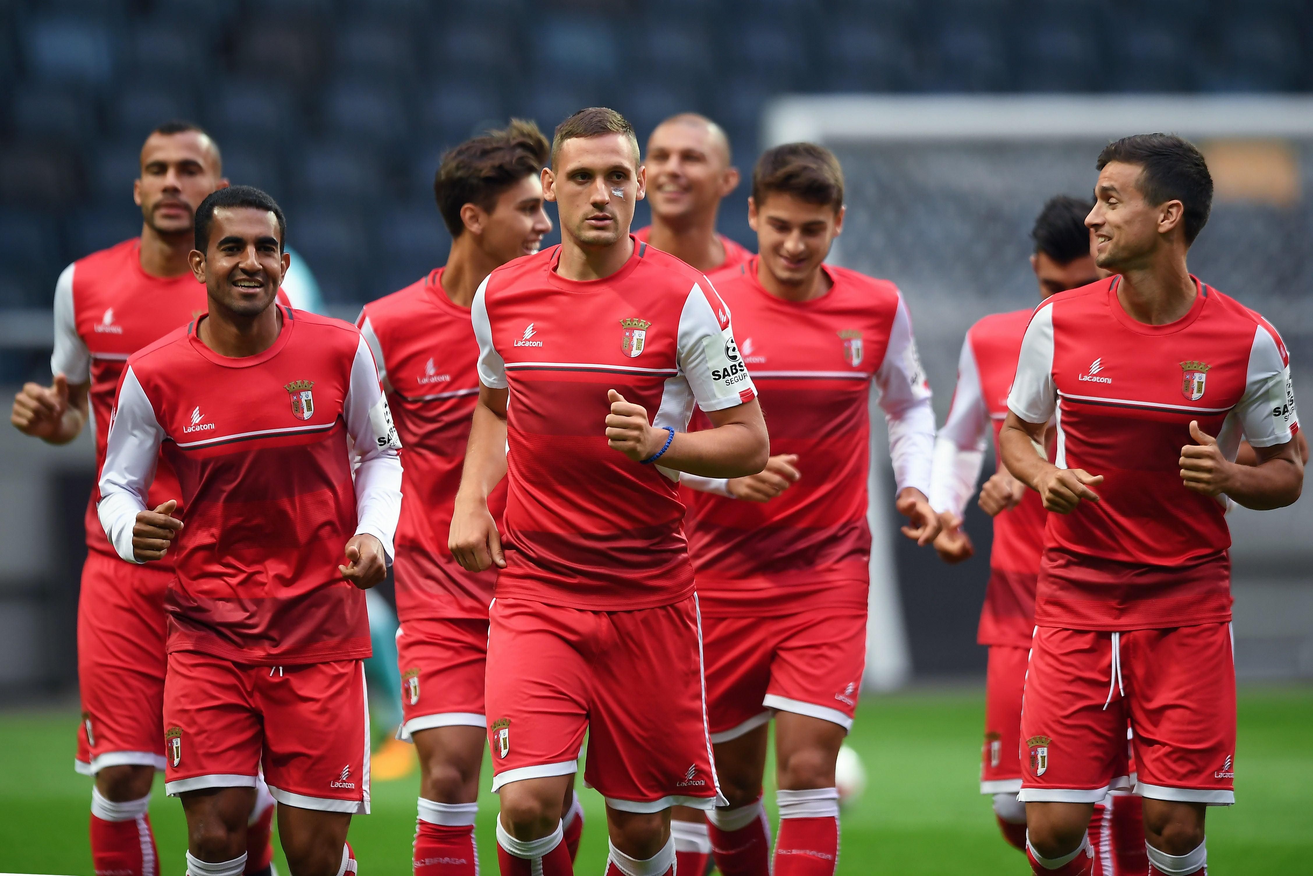 Sporting de Braga ruma ao play-off da Liga Europa