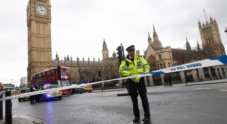 Londres registra pelo menos dois mortos em ataques nesta quarta-feira