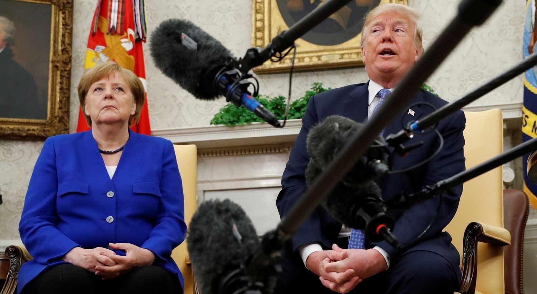 Trump: Países europeus criaram UE para se