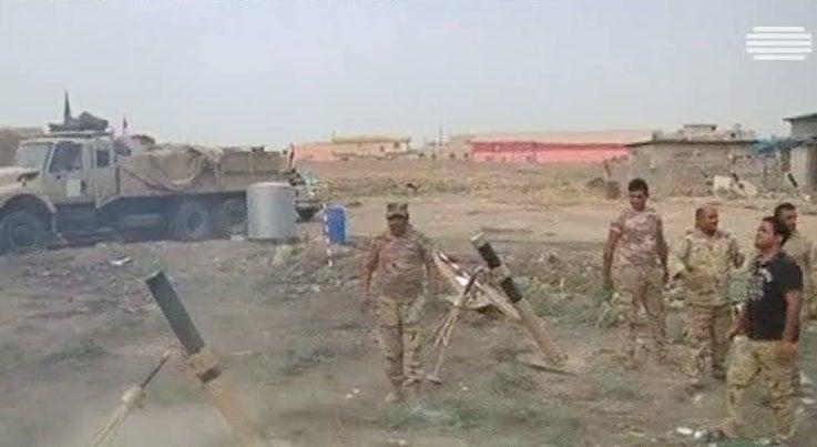 Combates em Mossul provocaram perto de 900 mortos