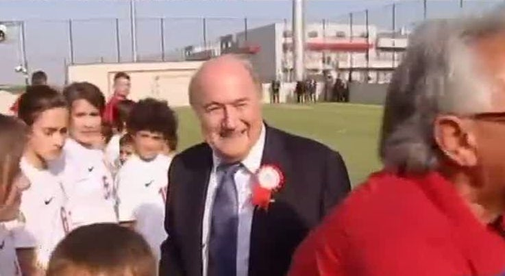 Platini apresenta recurso relativo � suspens�o de 90 dias decretada pela FIFA