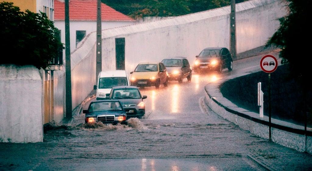 Prote��o civil regista 130 ocorr�ncias devido ao mau tempo