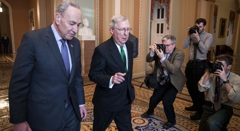 EUA. Alcançado acordo sobre orçamento