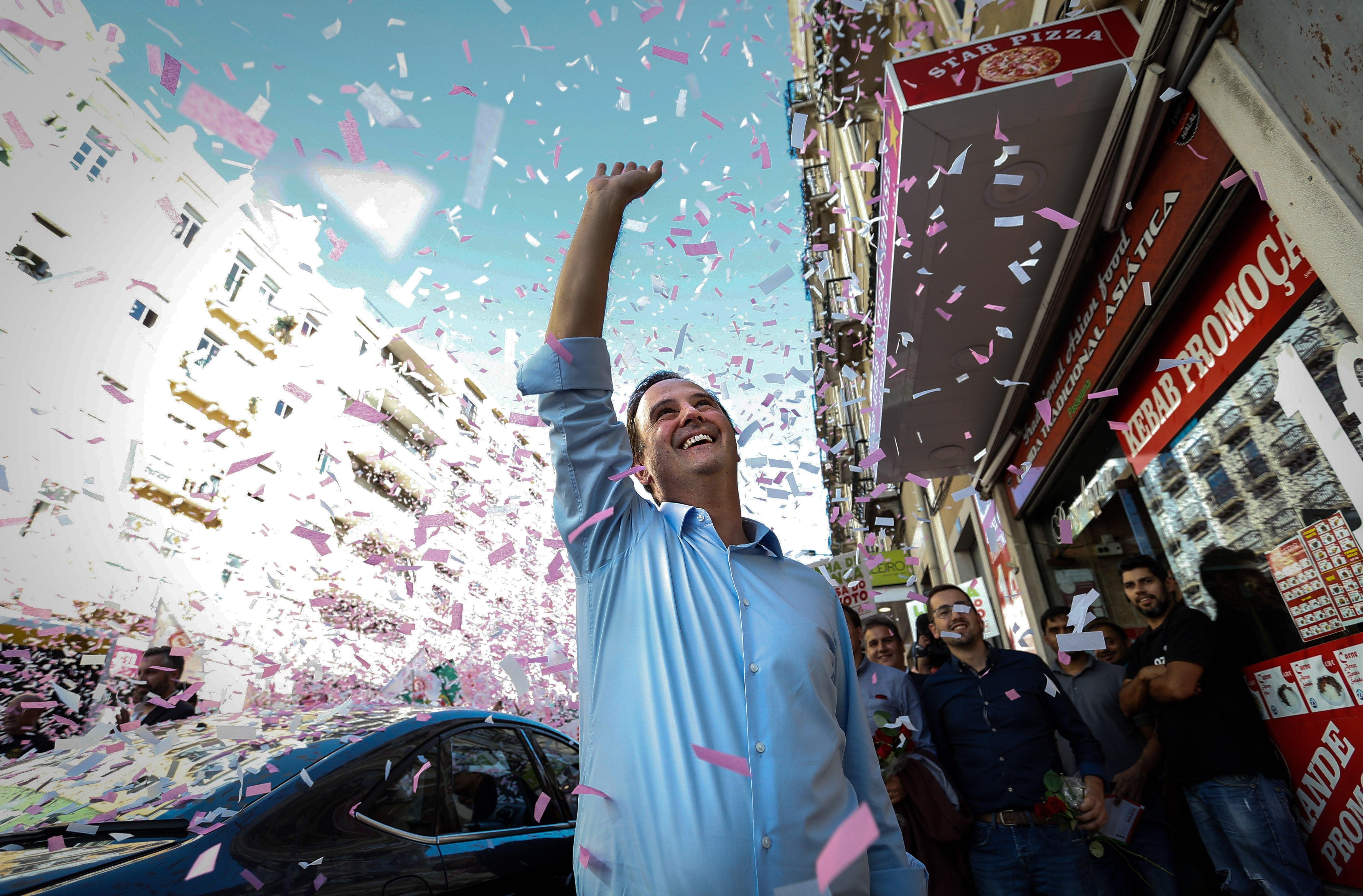 Medina admite atribuir pelouros à oposição na Câmara de Lisboa — Autárquicas