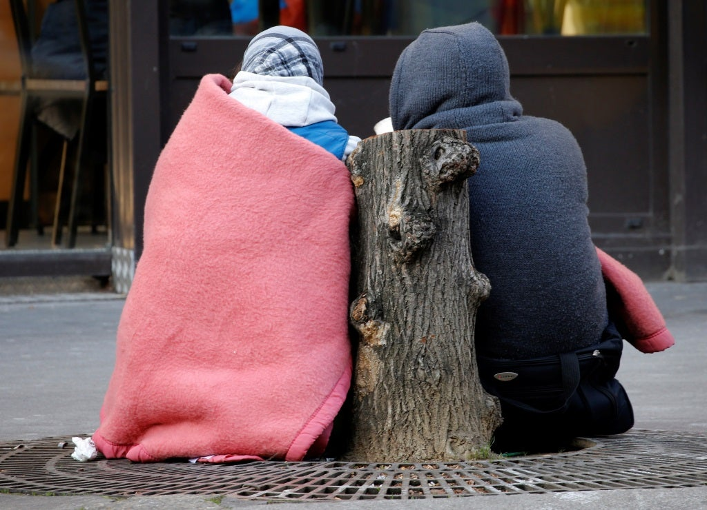 Frio: Plano para sem-abrigo em Lisboa devido às temperaturas baixas