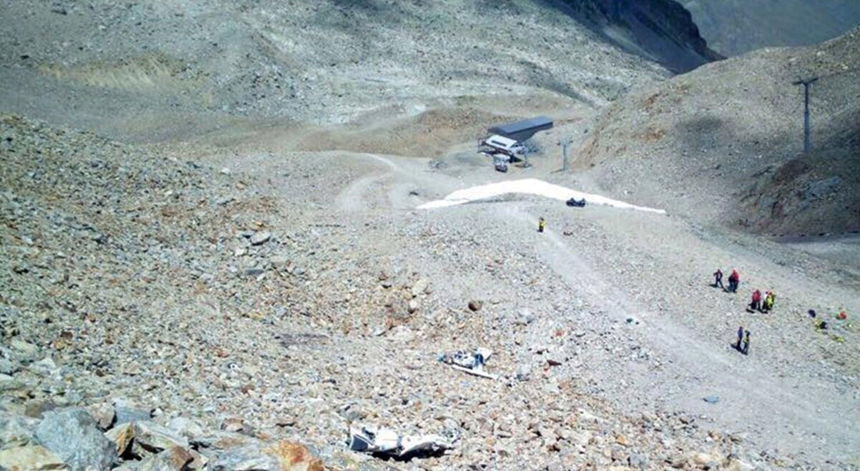 Três mortos em acidente com monomotor na Suíça