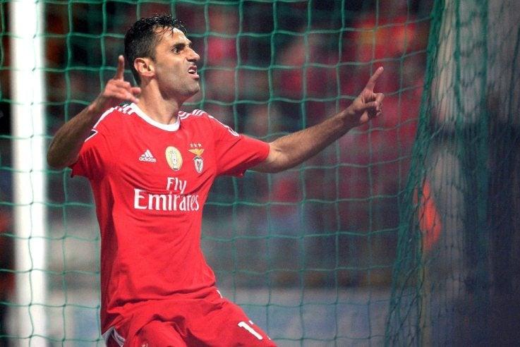 Benfica sem propostas para a venda de Jonas
