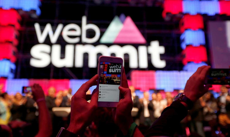 Alguns dados sobre a Web Summit Lisboa
