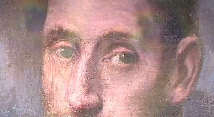 Sagrada Fam�lia de El Greco vem a Lisboa