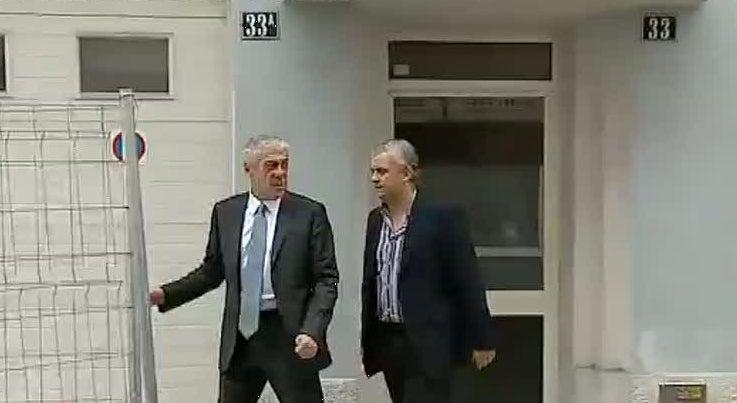 S�crates e Salgado sa�ram de casa para votar