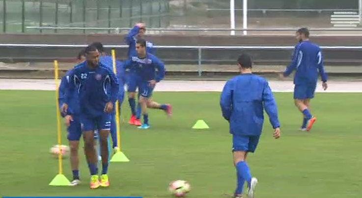 Gafanha quer surpreender o Porto