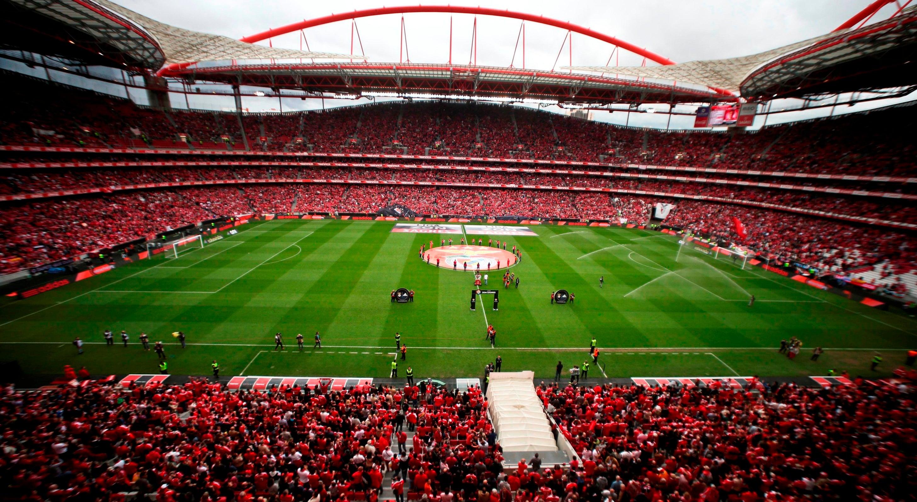 Benfica quer segurar lideran�a frente ao P. Ferreira