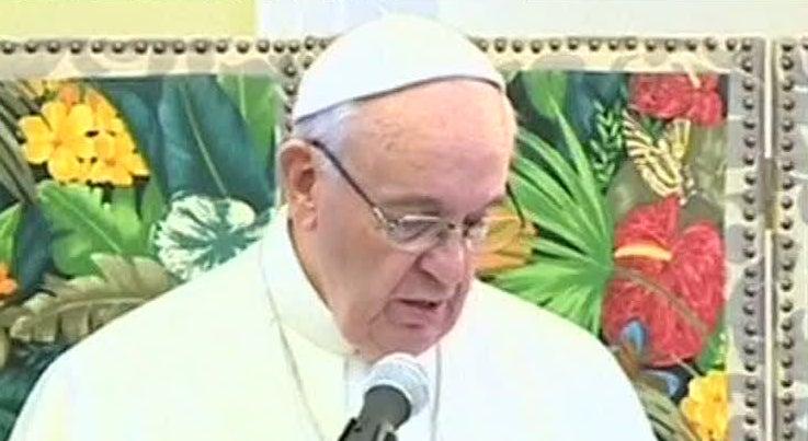 Mundo - Papa apela a l�deres religiosos