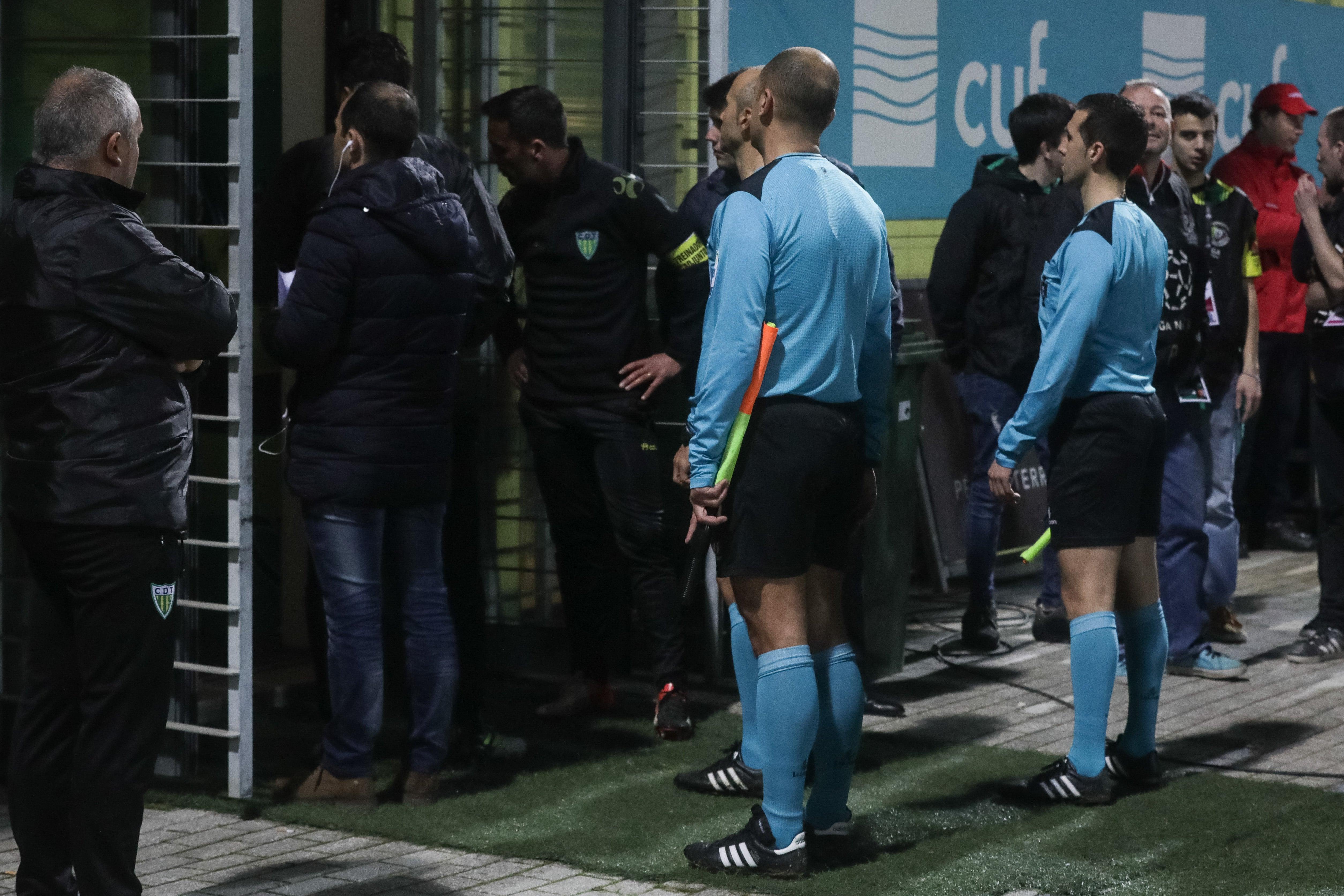 João Capela nomeado para o CD Tondela-Sporting