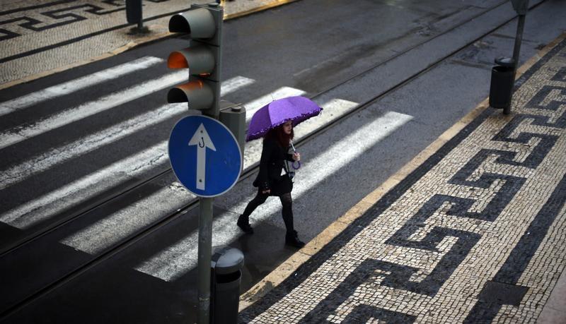 Chuva e vento vão preencher o fim de semana
