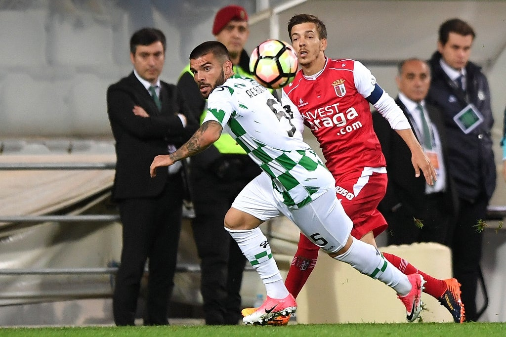 Brasileiros decidem, Moreirense vence Braga e fica perto de escapar da degola