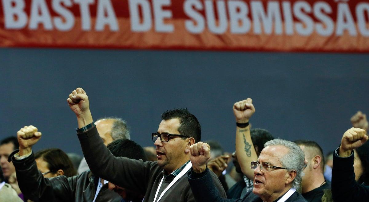 Comunistas em Almada