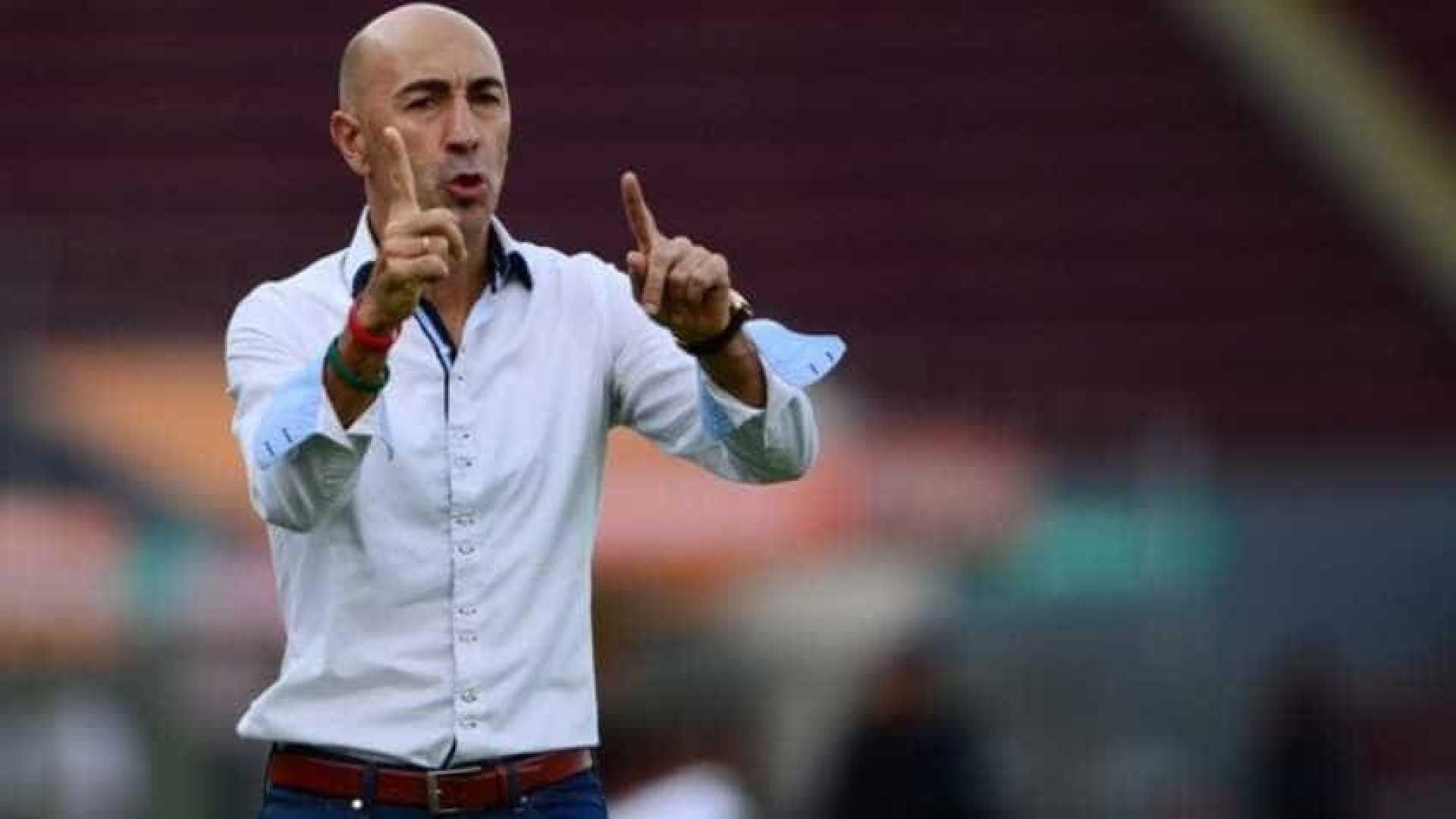 Manolo Márquez deixa comando técnico do Las Palmas — Espanha