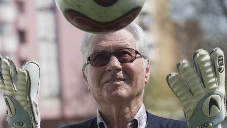 Morreu Félix Mourinho antigo guarda-redes do V. Setúbal