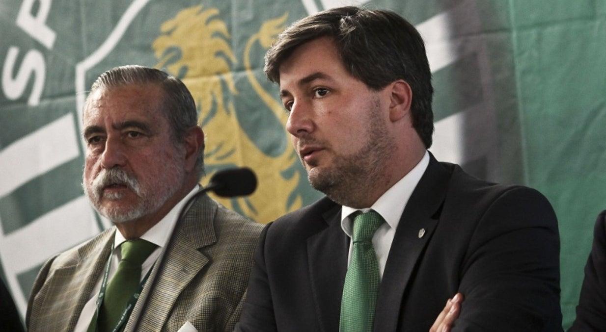 Daniel Sampaio é o mandatário de Bruno de Carvalho para as eleições do Sporting