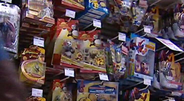 Pa�s - Deco analisou 31 brinquedos e chumbou 15 por falta de seguran�a